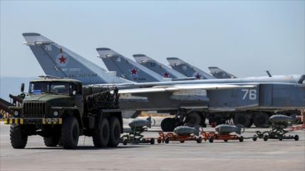 Rusia: Nuestra operación en Siria se preparó con máximo sigilo
