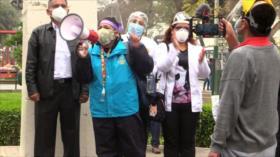 Médicos peruanos vuelven a huelga por incumplimiento de demandas