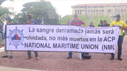 Pandemia impacta condiciones laborales en Canal de Panamá