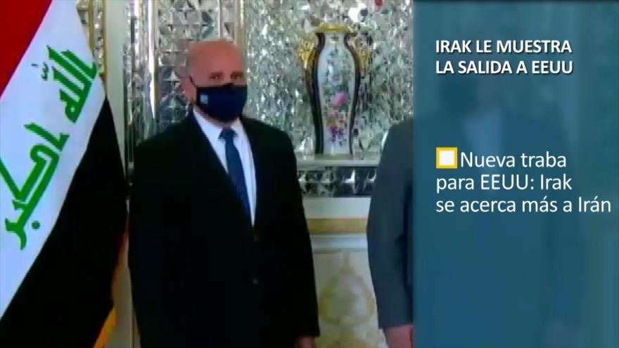 PoliMedios: Irak le muestra la salida a EEUU