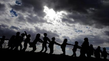 Impactante cifra: Otros 700 000 niños sirios sufren hambruna