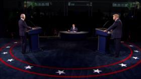 Debate en EEUU. Bloqueo en Venezuela. EEUU refuerza a Daesh - Boletín: 12:30 - 30/09/2020