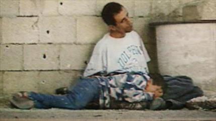 """""""La historia no perdonará a asesinos de palestinos ni a traidores"""""""