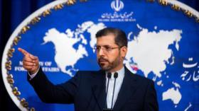 Irán reafirma su soberanía sobre sus islas en el Golfo Pérsico