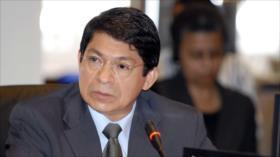 Nicaragua denuncia politización de informes de la ONU sobre DDHH