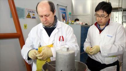 Inspectores de la AIEA visitaron el segundo sitio nuclear iraní