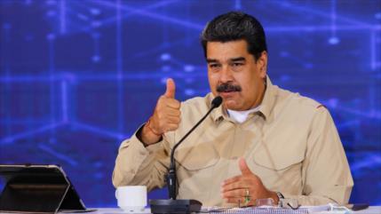 Maduro: Guaidó colaboró con EEUU para dejar a Venezuela sin gasolina