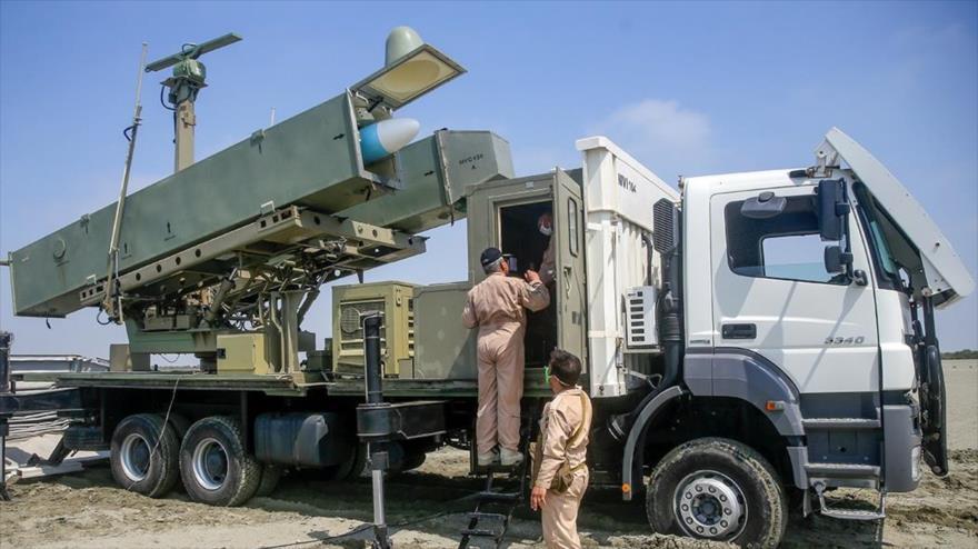 Irán se jacta de ser independiente en producción de armas | HISPANTV