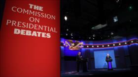 Republicanos tachan de 'bochornoso' 1.º debate entre Trump y Biden