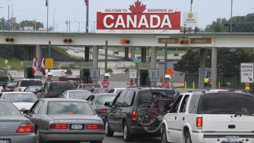 """""""Mudarse a Canadá"""": Tema estrella en la red tras el debate Trump-Biden"""
