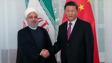 Irán aboga por cooperar con China para producir vacuna de COVID-19