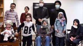 Irán denuncia que Europa impide importación de medicinas para niños