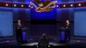 Crímenes israelíes. Debate Trump-Biden. Corrupción en México - Boletín: 12:30 - 01/10/2020