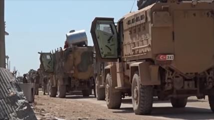 Aumenta la tensión provocada por Turquía en el noroeste de Siria
