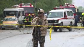 Rechazo a normalización. Violencia en Afganistán. Tensión en Cáucaso - Noticias Exprés: 19:30 - 01/10/2020