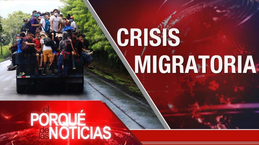 El Porqué de las Noticias: Conflicto Armenia - Azerbaiyán. Tensión Londres-UE. Crisis migratoria