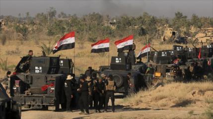 Fuerzas iraquíes matan a tres terroristas de Daesh en Al-Anbar