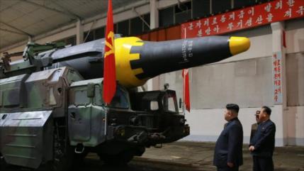 Informe: Corea del Norte sigue fabricando ojivas nucleares