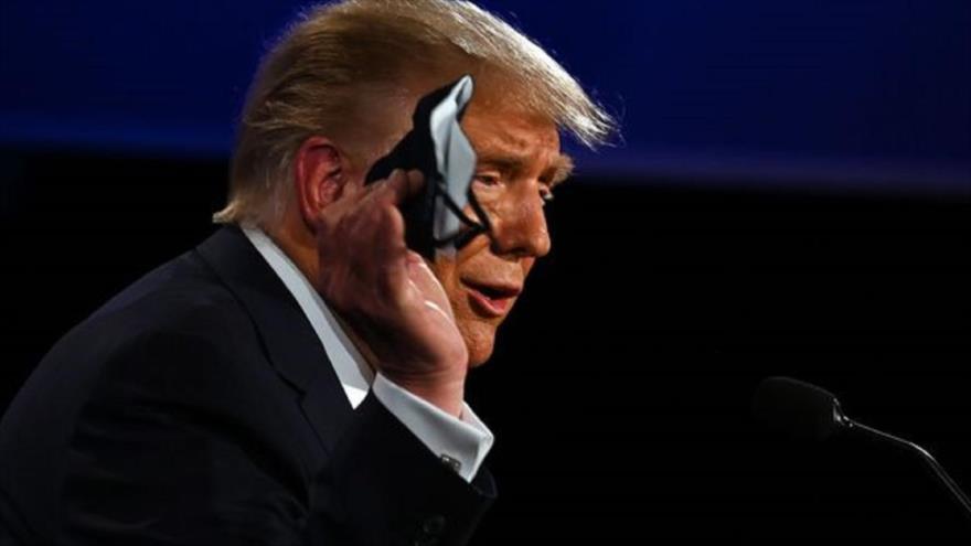 Médicos: Trump podría morir de la COVID-19 por su edad y sobrepeso | HISPANTV