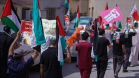 """Bareiníes piden el fin del """"acuerdo de la traición"""" Manama-Israel"""