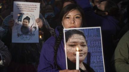 Indígena canadiense graba insultos en hospital antes de morir