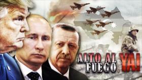 Detrás de la Razón: El Cáucaso experimenta nueva guerra, inestabilidad y la llegada de terroristas