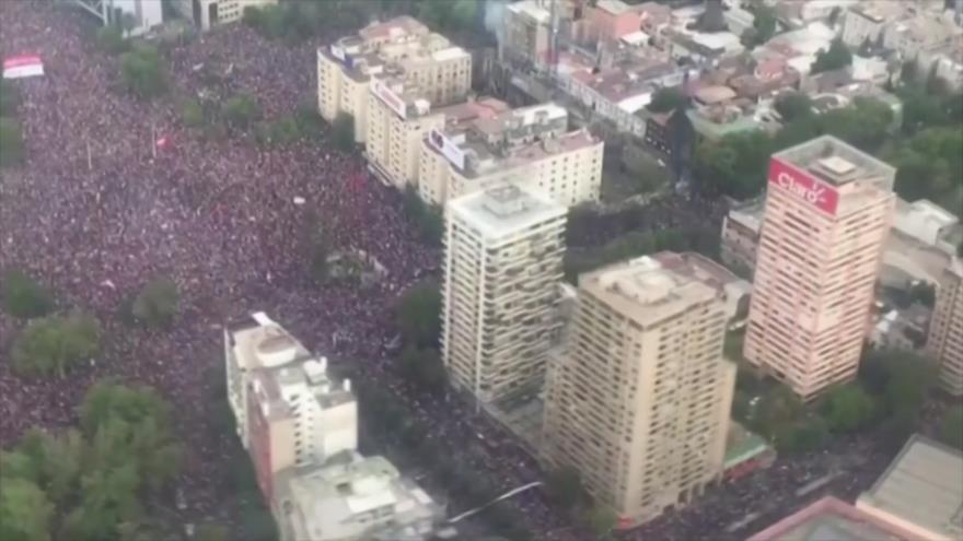 Síntesis: Esquema político en Chile