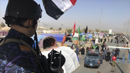 Irak neutraliza un atentado contra peregrinos de Arbaín