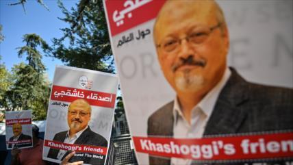 HRW denuncia blanqueo de Riad para encubrir asesinato de Khashoggi