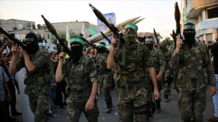 Palestina continuará resistencia armada hasta eliminación de Israel