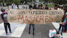 ONU, preocupada por masacres en Colombia; 42 en lo que va del año