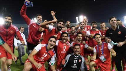 Persépolis de Irán llega a la final de la Liga de Campeones de Asia