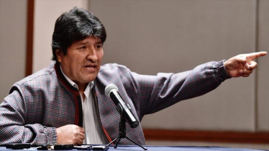 Morales advierte de peligros del regreso de la derecha al poder | HISPANTV