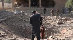14 muertos en ataque con camión bomba en Afganistán