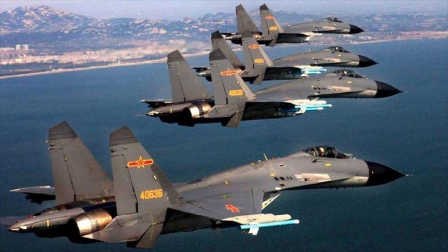 Taiwán vive la peor crisis militar con China en más de 20 años | HISPANTV