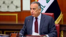 Al-Kazemi anuncia salida de 2500 tropas de EEUU de Irak