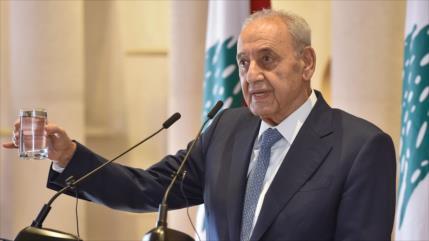 Nabih Berri le muestra a Israel el verdadero rostro de El Líbano