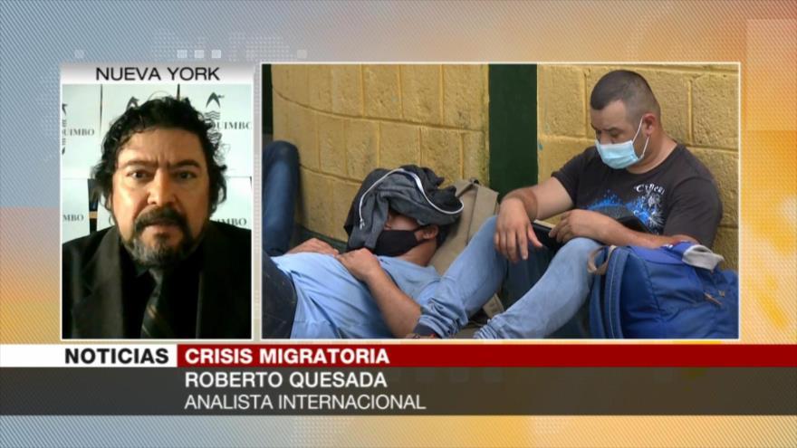 Quesada: Migración en Centroamérica es por las políticas de EEUU