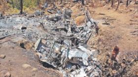 Ejército mexicano ha perdido 46 aeronaves en operaciones antinarco
