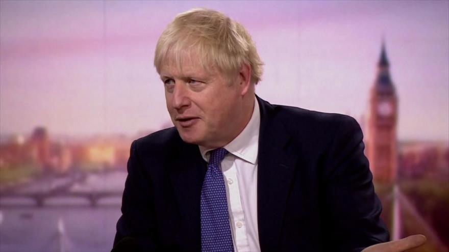 Johnson vuelve a amenazar: Reino Unido prosperará con Brexit duro | HISPANTV