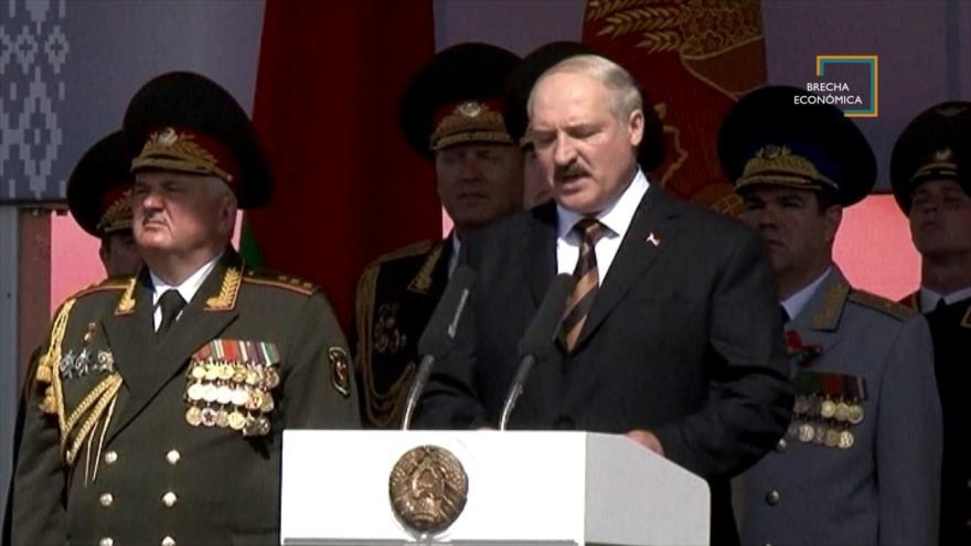 Brecha Económica: Realidades económicas de Bielorrusia