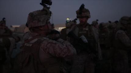 Cohetes golpean base de EEUU cerca de aeropuerto de Bagdad