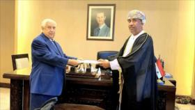 Omán, primer Estado árabe en reinstaurar a su embajador en Siria