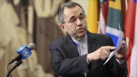 Irán denuncia abuso de la Convención de Armas Químicas contra Siria