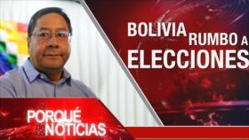 El Porqué de las Noticias: Advertencia de Irán a Arabia Saudí. Crisis migratoria. Elecciones bolivianas