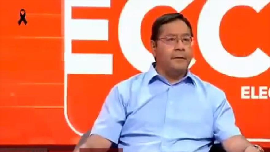 Arce asegura que MAS cuenta con firme apoyo de bolivianos   HISPANTV