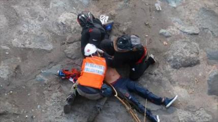 ONU pide indagar caso de joven lanzado a un río por agente chileno