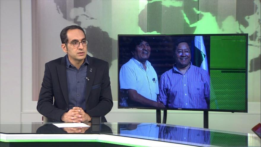 Buen día América Latina: Elecciones presidenciales en Bolivia
