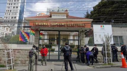 TSE de Bolivia alerta sobre brotes de violencia en campaña electoral