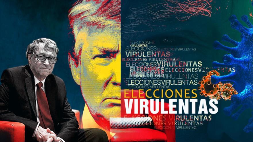 Detrás de la Razón: Washington se prepara para la contienda electoral entre la mascarilla y la COVID